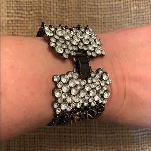 Jewelry - Bronze Tone Earrings & Bracelet Set